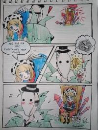 Comic Contest Entry [Gardener Misfortunes]