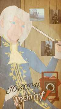 Identity v poster (Joseph v.edit2)