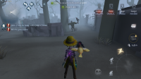 when the hunter think its playing minecraft