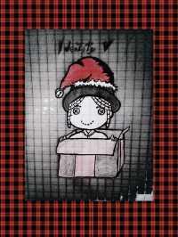 Emma in box